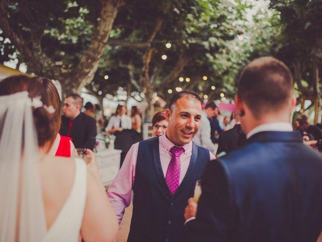 La boda de Miguel y Mireia en L' Ametlla Del Valles, Barcelona 212