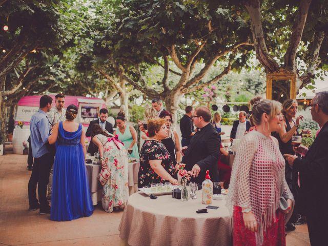 La boda de Miguel y Mireia en L' Ametlla Del Valles, Barcelona 213