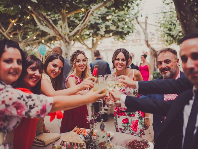 La boda de Miguel y Mireia en L' Ametlla Del Valles, Barcelona 220