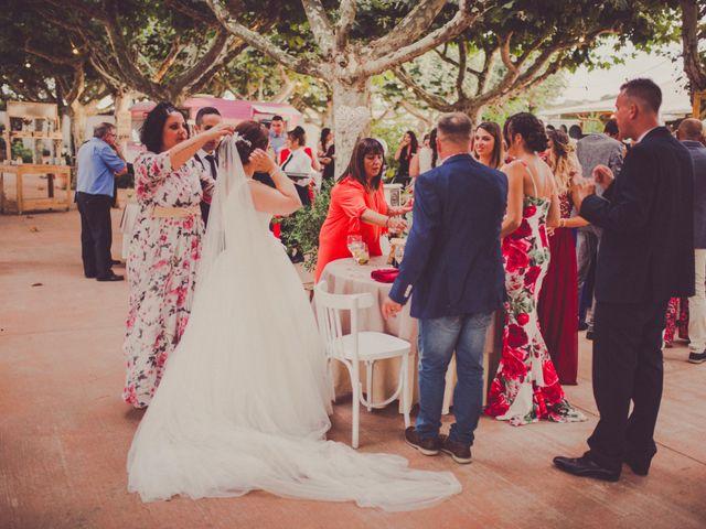 La boda de Miguel y Mireia en L' Ametlla Del Valles, Barcelona 223