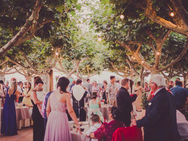 La boda de Miguel y Mireia en L' Ametlla Del Valles, Barcelona 235