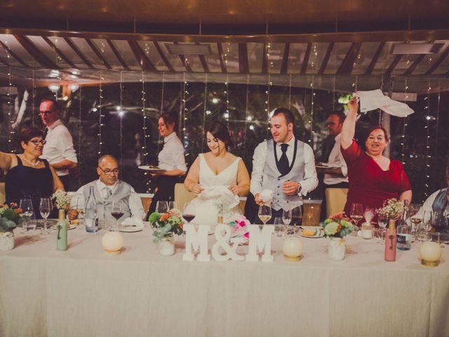 La boda de Miguel y Mireia en L' Ametlla Del Valles, Barcelona 283
