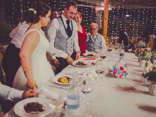 La boda de Miguel y Mireia en L' Ametlla Del Valles, Barcelona 284