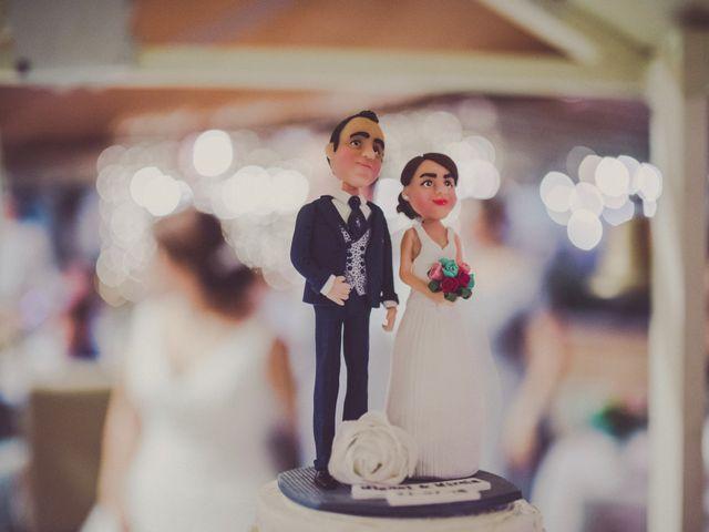 La boda de Miguel y Mireia en L' Ametlla Del Valles, Barcelona 304