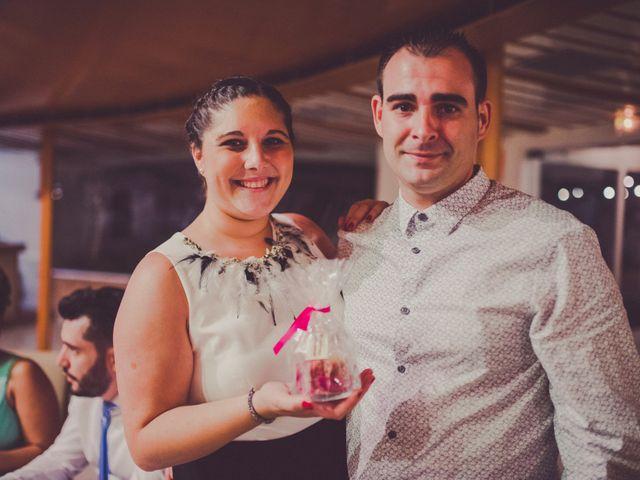 La boda de Miguel y Mireia en L' Ametlla Del Valles, Barcelona 323