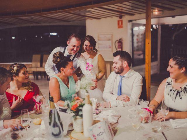 La boda de Miguel y Mireia en L' Ametlla Del Valles, Barcelona 327