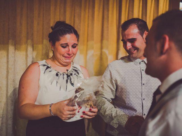 La boda de Miguel y Mireia en L' Ametlla Del Valles, Barcelona 336