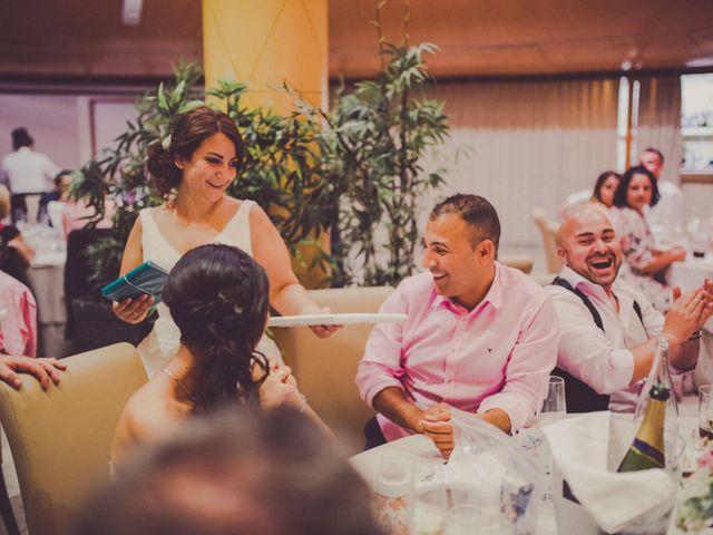 La boda de Miguel y Mireia en L' Ametlla Del Valles, Barcelona 341