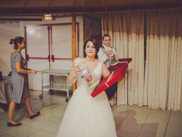 La boda de Miguel y Mireia en L' Ametlla Del Valles, Barcelona 349