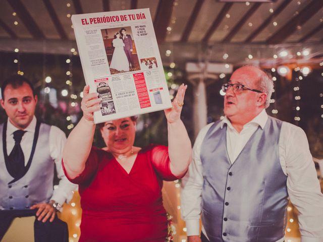 La boda de Miguel y Mireia en L' Ametlla Del Valles, Barcelona 357