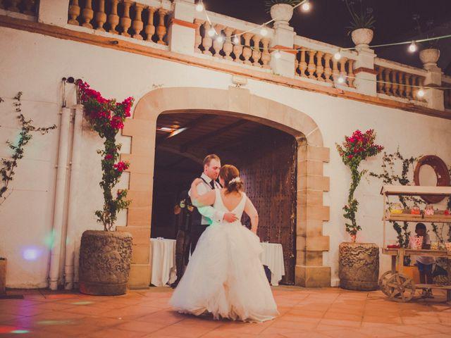 La boda de Miguel y Mireia en L' Ametlla Del Valles, Barcelona 373