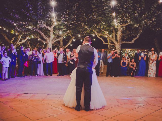 La boda de Miguel y Mireia en L' Ametlla Del Valles, Barcelona 375