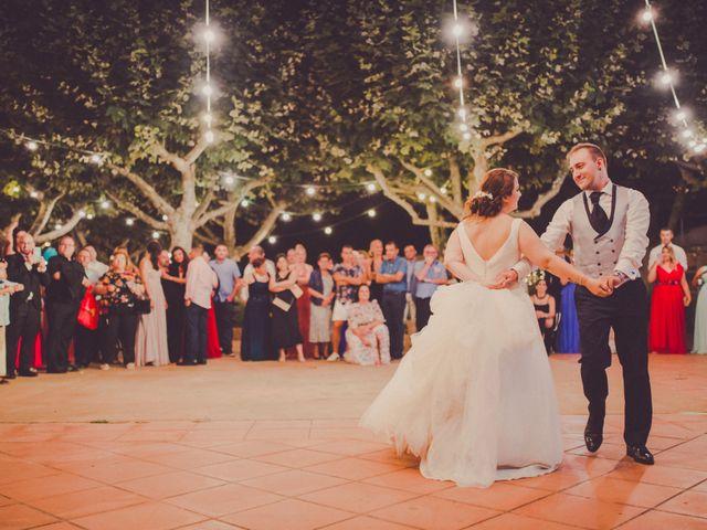 La boda de Miguel y Mireia en L' Ametlla Del Valles, Barcelona 377
