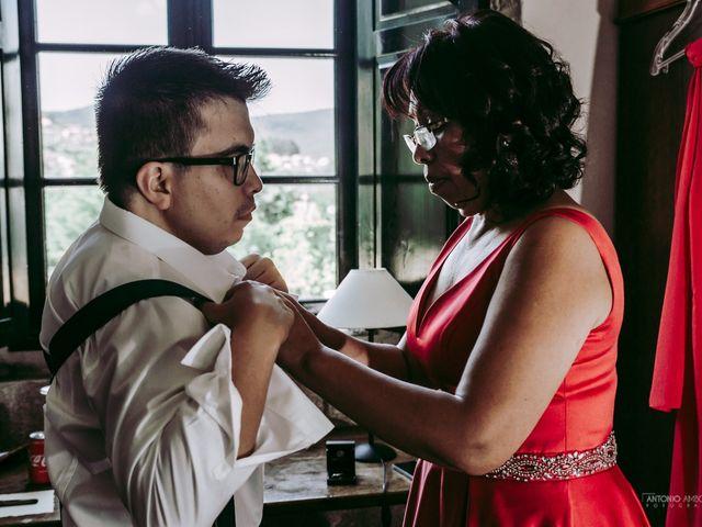 La boda de Ani y Rodrigo en Vilaboa (Graña), Pontevedra 2