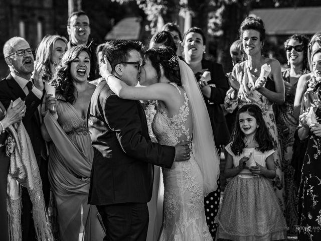 La boda de Ani y Rodrigo en Vilaboa (Graña), Pontevedra 7