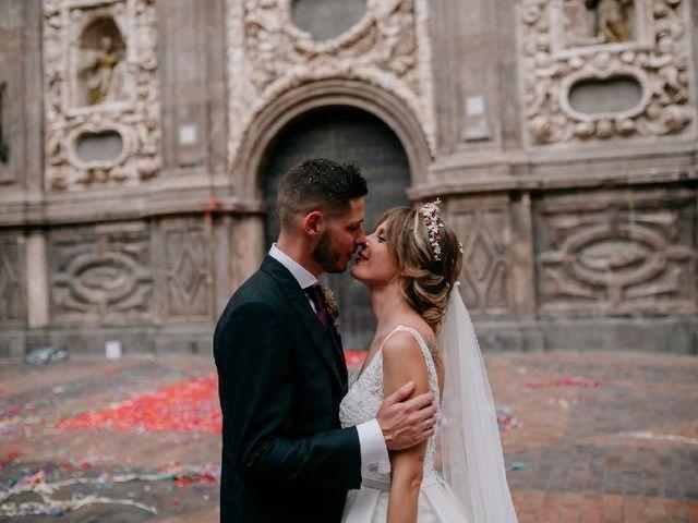 La boda de Alba y Fran
