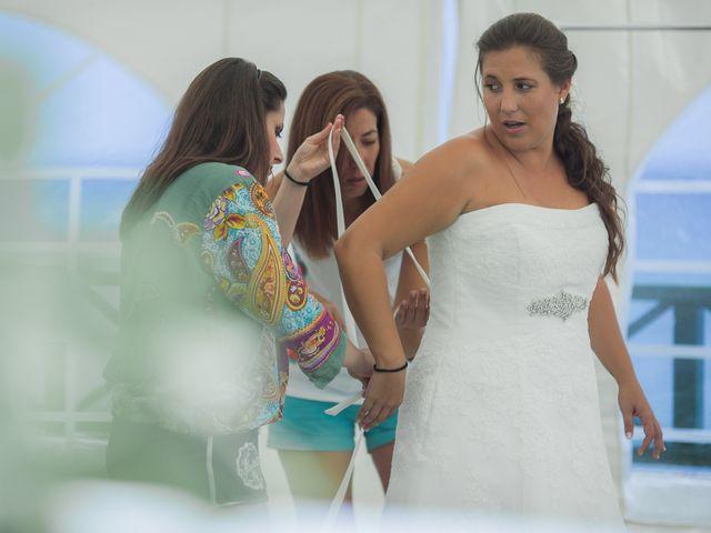 La boda de Jacopo y Azahara en Playa Blanca (Yaiza), Las Palmas 1
