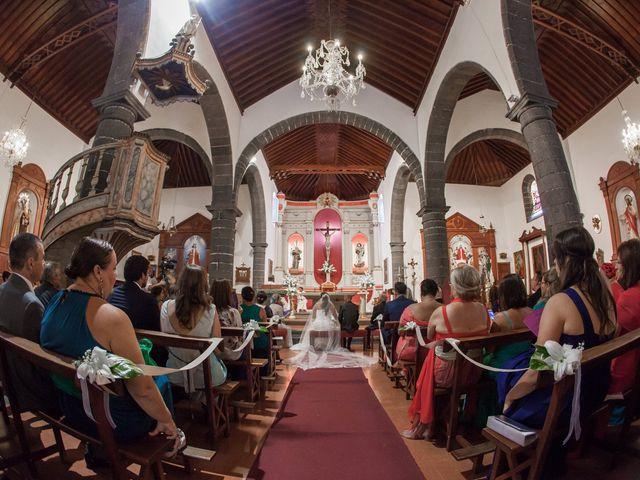 La boda de Jacopo y Azahara en Playa Blanca (Yaiza), Las Palmas 7