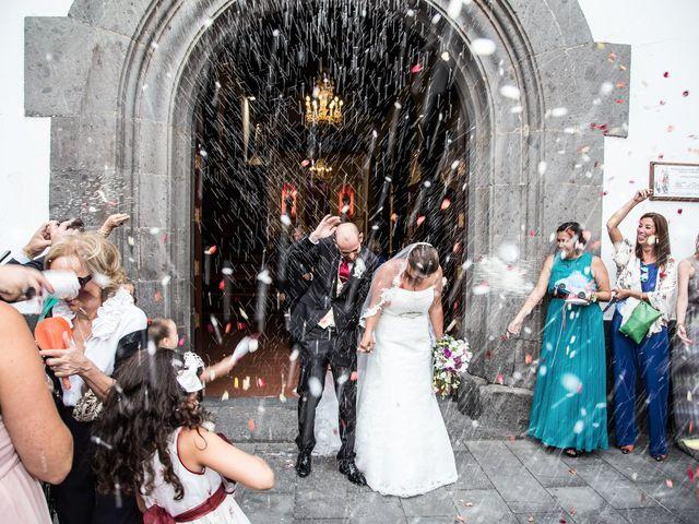 La boda de Jacopo y Azahara en Playa Blanca (Yaiza), Las Palmas 13