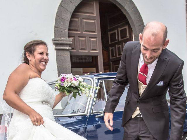 La boda de Jacopo y Azahara en Playa Blanca (Yaiza), Las Palmas 14