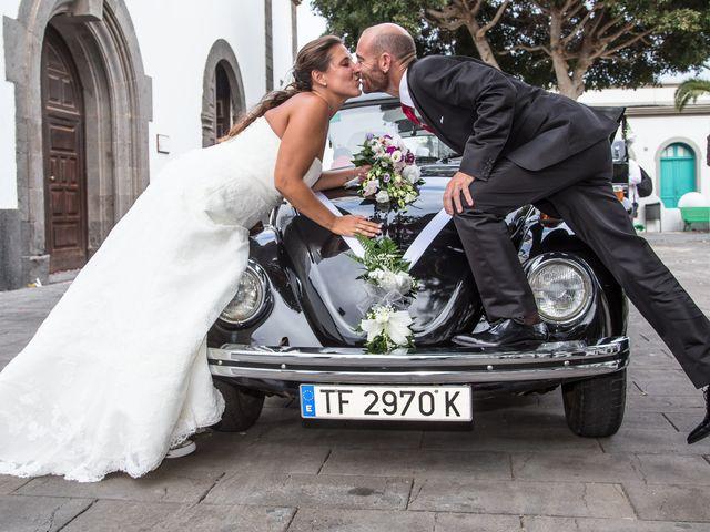 La boda de Jacopo y Azahara en Playa Blanca (Yaiza), Las Palmas 16