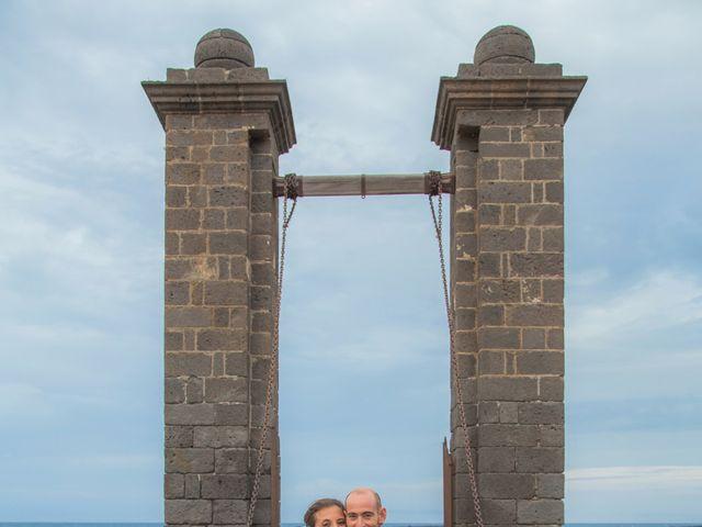 La boda de Jacopo y Azahara en Playa Blanca (Yaiza), Las Palmas 18