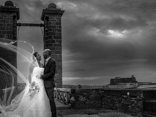 La boda de Jacopo y Azahara en Playa Blanca (Yaiza), Las Palmas 19
