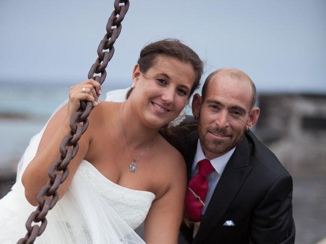 La boda de Jacopo y Azahara en Playa Blanca (Yaiza), Las Palmas 21