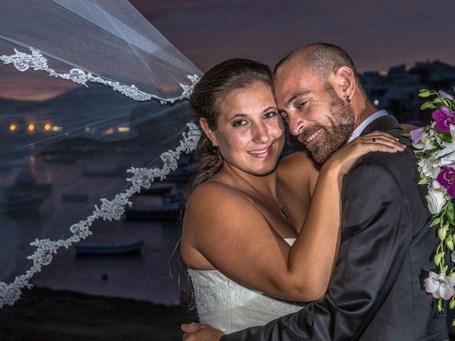 La boda de Jacopo y Azahara en Playa Blanca (Yaiza), Las Palmas 31