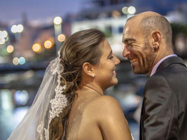 La boda de Jacopo y Azahara en Playa Blanca (Yaiza), Las Palmas 34