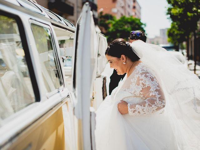 La boda de Salva y Nuria en Valencia, Valencia 8