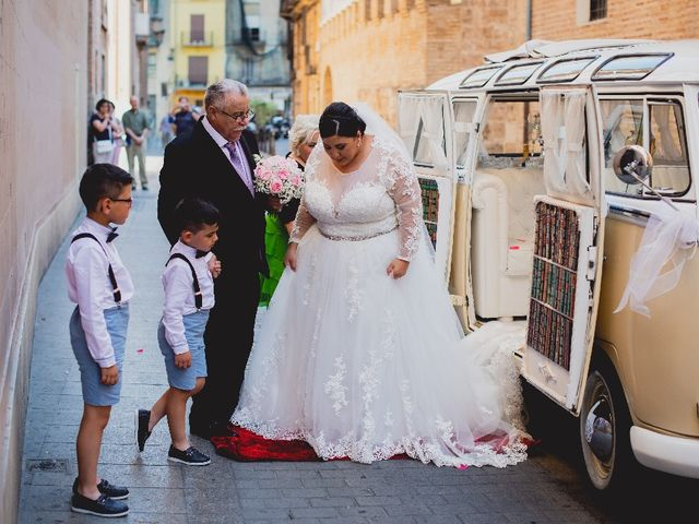 La boda de Salva y Nuria en Valencia, Valencia 9