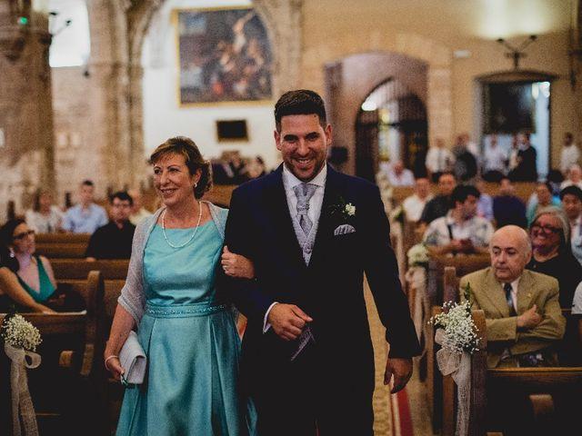 La boda de Salva y Nuria en Valencia, Valencia 10