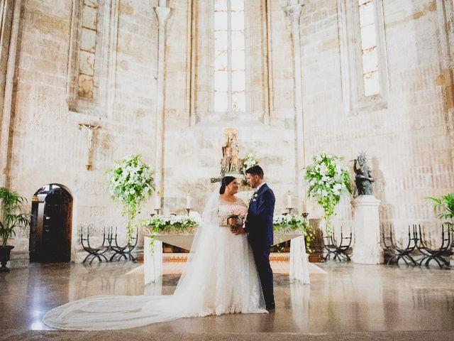 La boda de Salva y Nuria en Valencia, Valencia 16