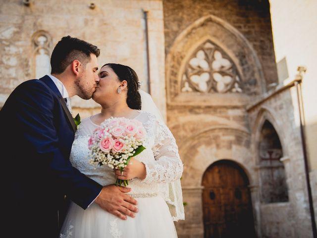 La boda de Salva y Nuria en Valencia, Valencia 17