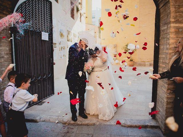 La boda de Salva y Nuria en Valencia, Valencia 18