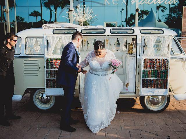 La boda de Salva y Nuria en Valencia, Valencia 19