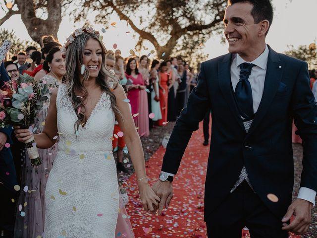 La boda de Fátima y Álvaro