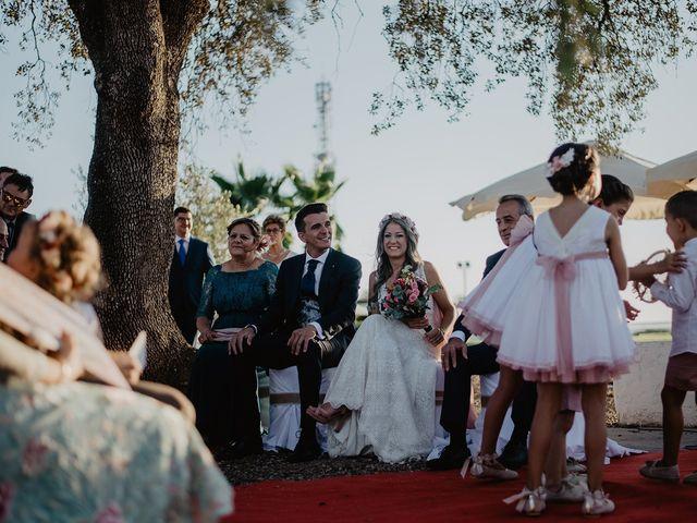 La boda de Álvaro y Fátima en Badajoz, Badajoz 20