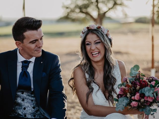 La boda de Álvaro y Fátima en Badajoz, Badajoz 23