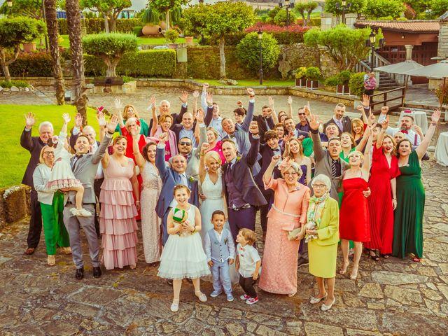La boda de Marcos y Sandra en Arteixo, A Coruña 29
