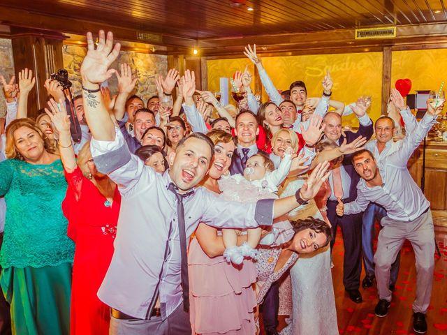 La boda de Marcos y Sandra en Arteixo, A Coruña 34