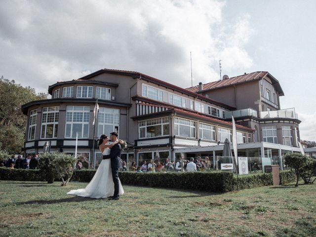 La boda de Saioa y Igor