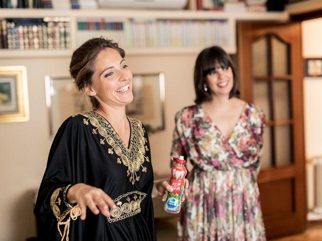 La boda de Oscar y Ana en El Molar, Madrid 5