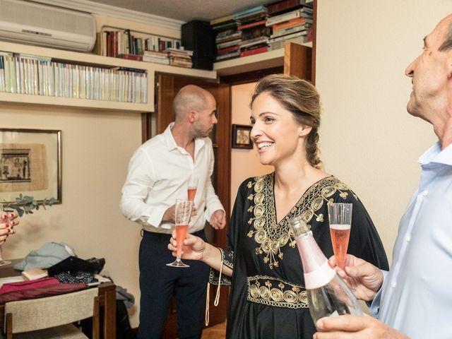 La boda de Oscar y Ana en El Molar, Madrid 7