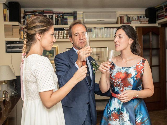 La boda de Oscar y Ana en El Molar, Madrid 17