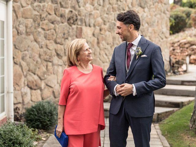 La boda de Oscar y Ana en El Molar, Madrid 19