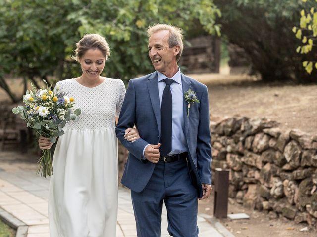 La boda de Oscar y Ana en El Molar, Madrid 20
