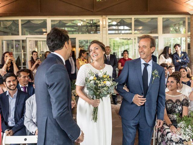 La boda de Oscar y Ana en El Molar, Madrid 21