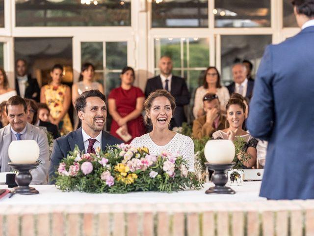 La boda de Oscar y Ana en El Molar, Madrid 23